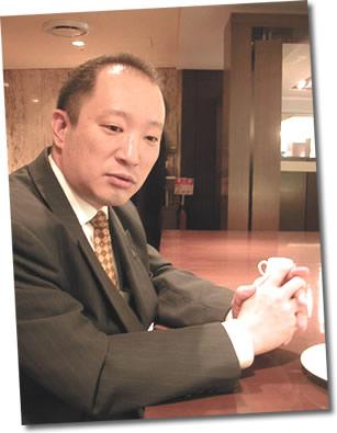 赤坂エクセルホテル東急 村瀬 雅彦氏(無理を言って、ご本人の写真も掲載させてもらいました)