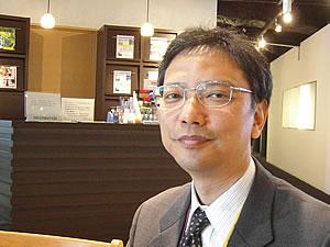 写真:日本テレコム中村氏