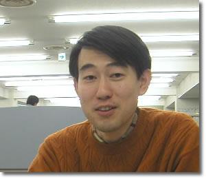 NTTコミュニケーションズ株式会社 ユーザアクセス部 加納 貴司氏 「最近疲れが顔にでているかもしれませんが・・・」(本人談)